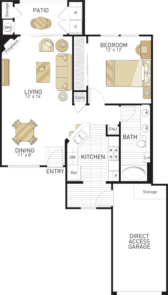 Estancia Apartments in Irvine, CA | Irvine Company on