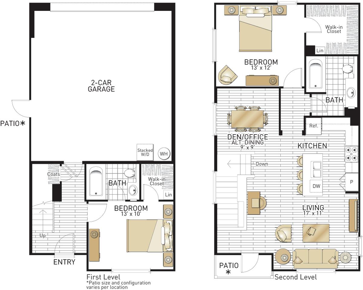 Los Olivos Apartments at Irvine Spectrum - 1 - 3 Bedroom & Studios