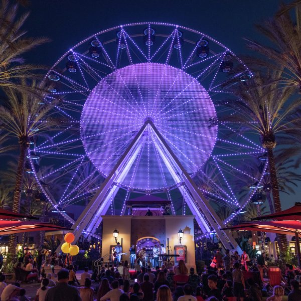 Irvine Spectrum Center Restaurant