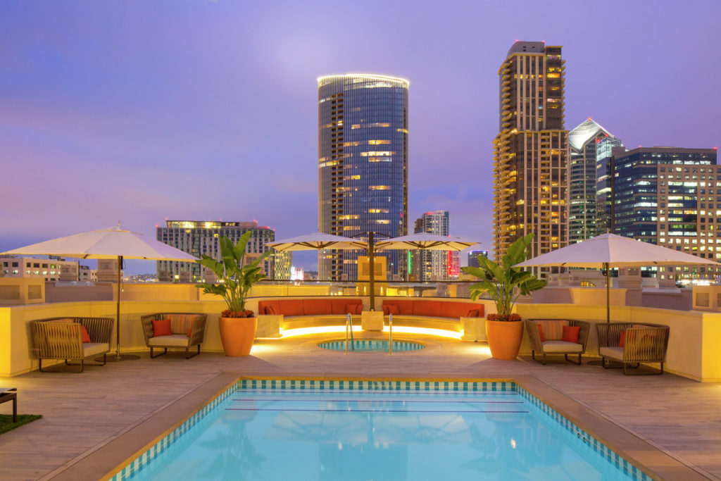 Harborview Apartment Homes in San Diego