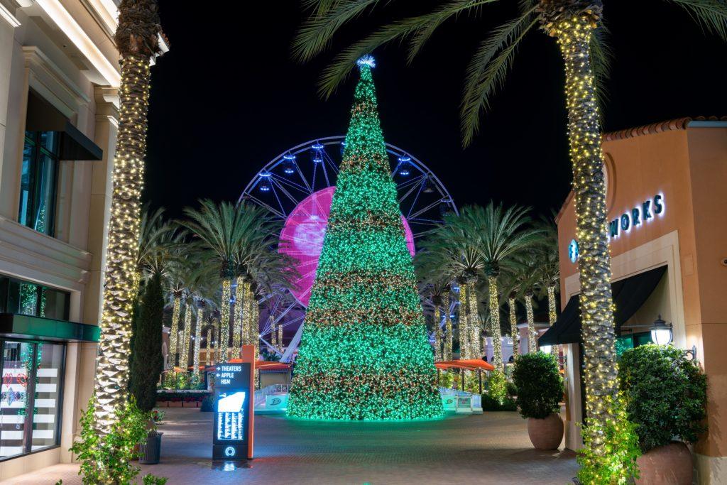 Irvine Spectrum Christmas