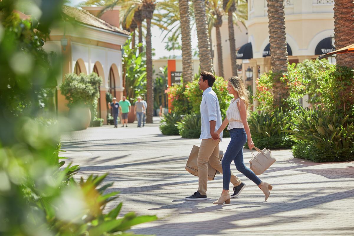Best Outdoor Shopping Orange County