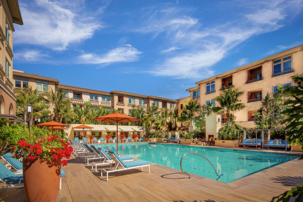 Villas at Playa Vista Apartment Homes Pool